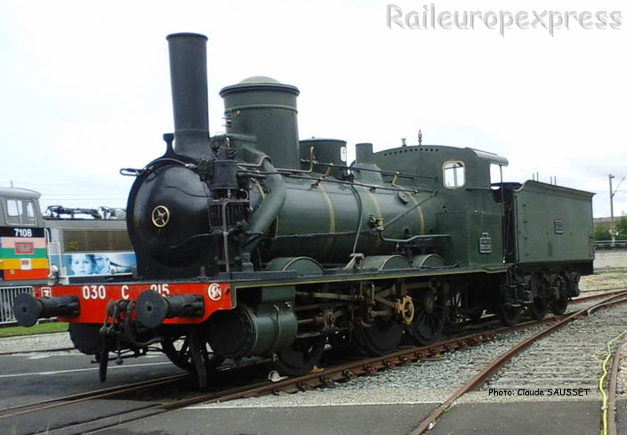 030 C SNCF à Mulhouse (F-68)