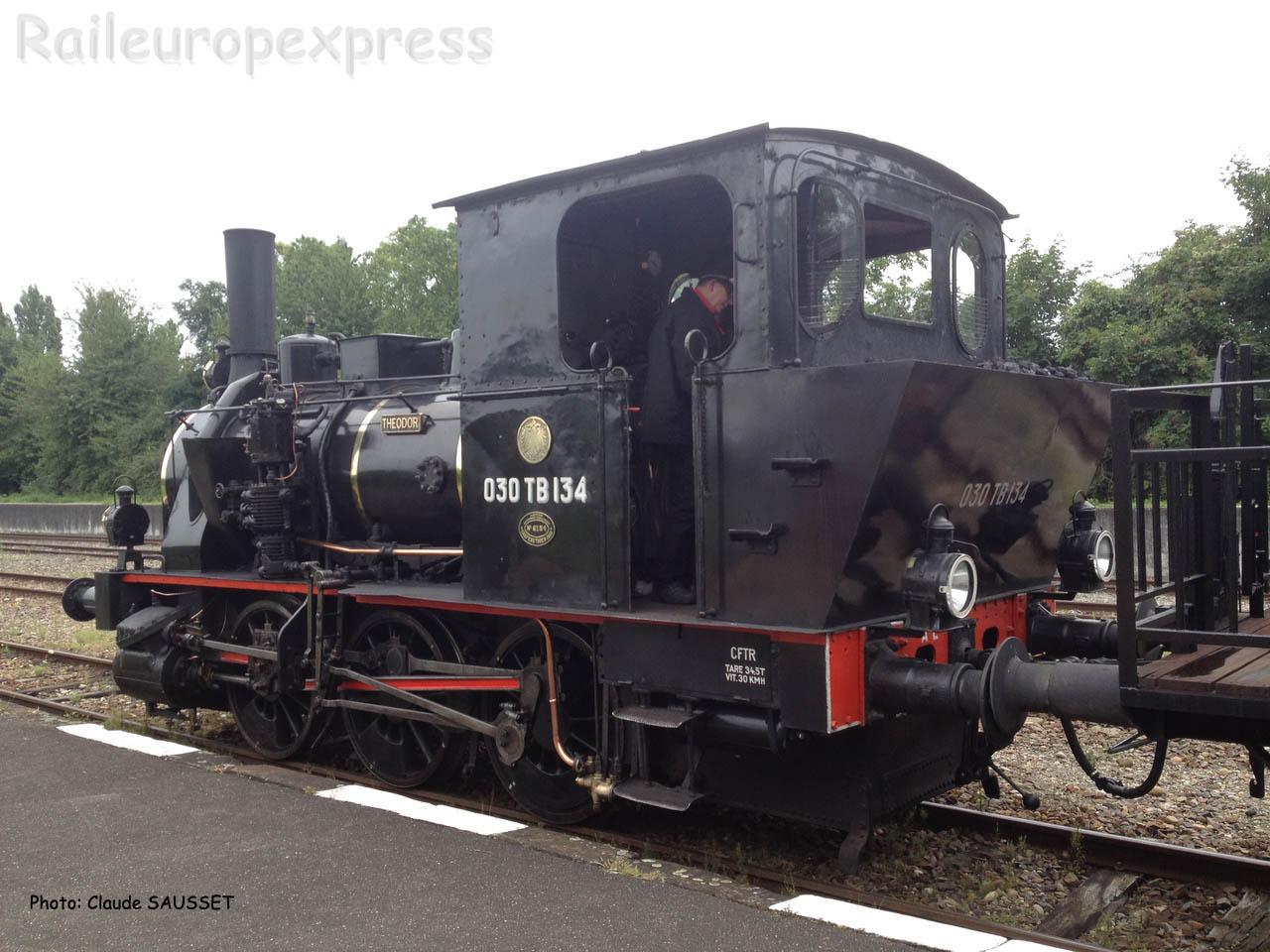 030 TB 134 du CFTR à Volgelsheim (F-68)