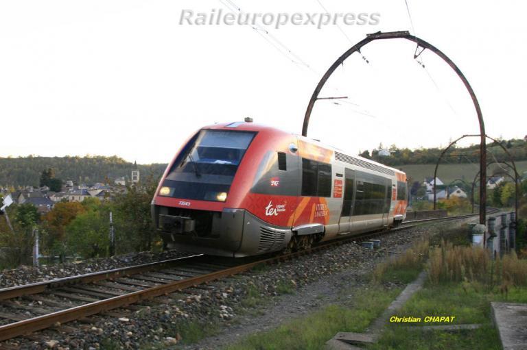 X 73542 à Marvejols (F)