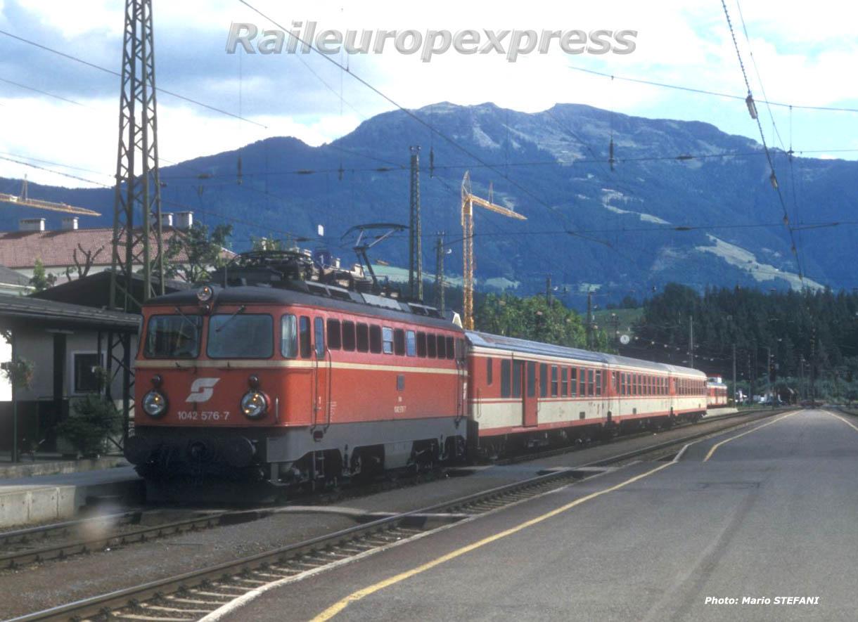 1042 576 7 OBB à Saalfelden