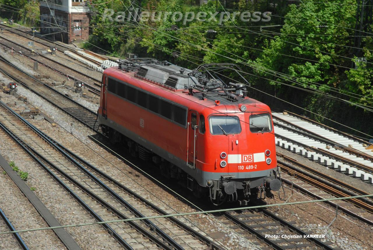 110 489-2 DB à Offenbourg