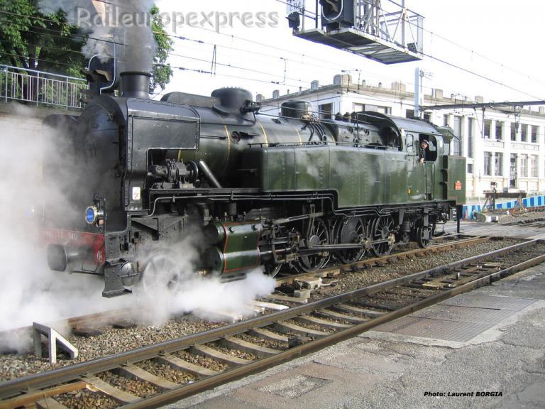 141 TD 740 à Bordeaux Saint Jean (F-33)