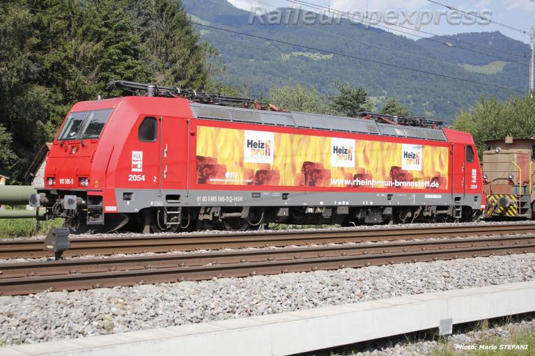 185 586-5 HGK à Zizers
