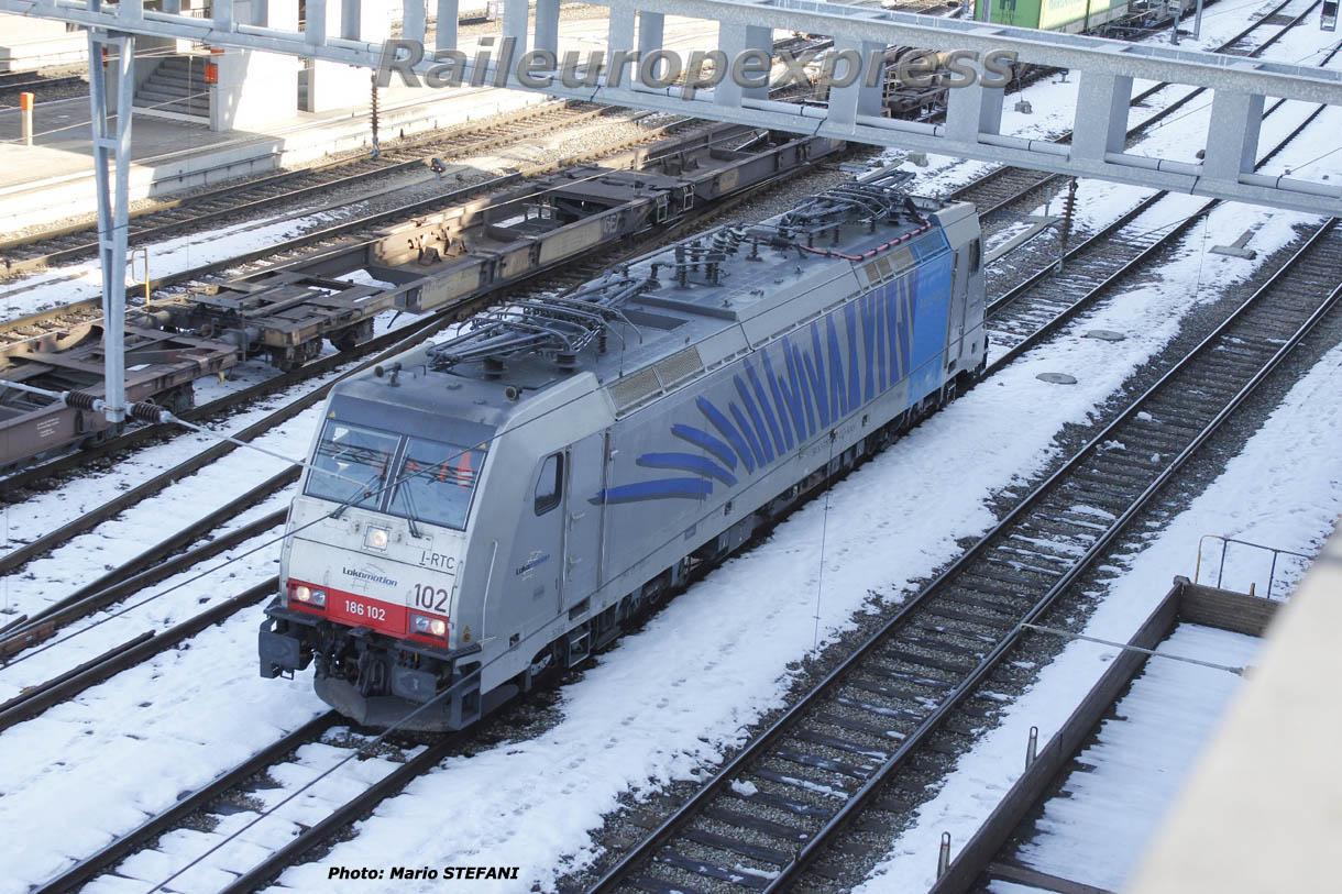 186 102-0 I RTC Lokomotion à Spiez