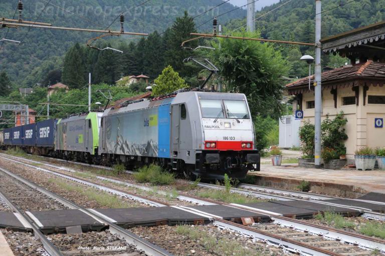 186 103 BLS à Varzo (I)