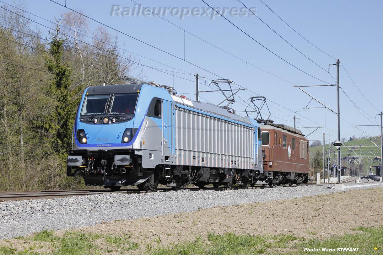 187 002-1 BLS à Mülenen
