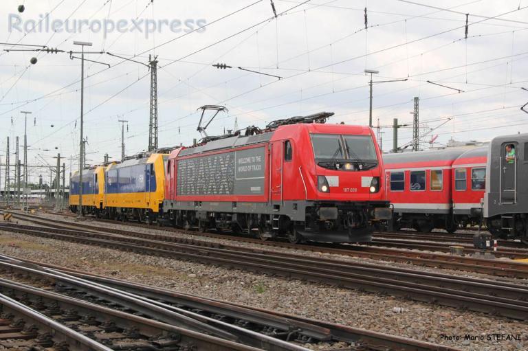 187 009 BTK à Basel (CH)