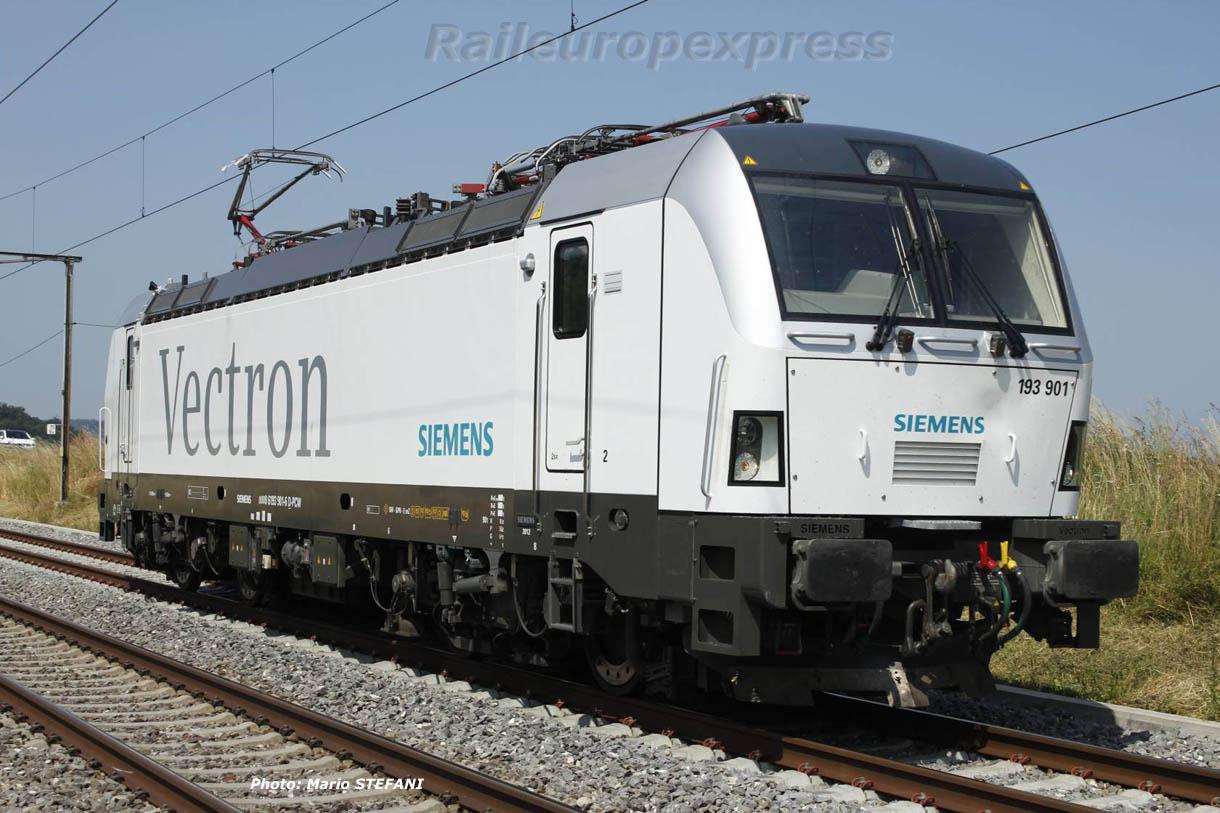 193 901 Siemens à Fillistrof