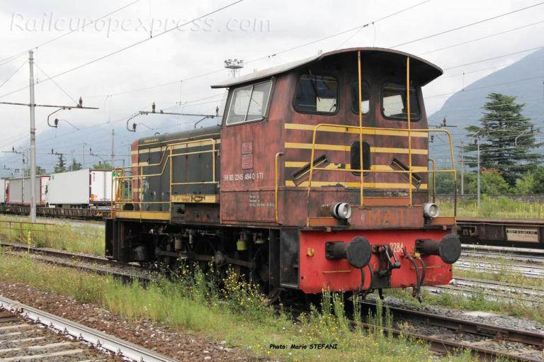 245 484-0 FS à Domodossola (I)