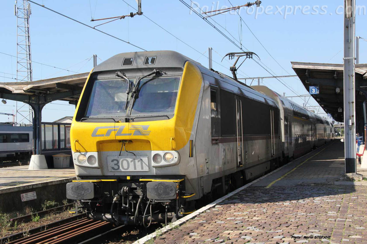 3011 CFL à Arlon (B)