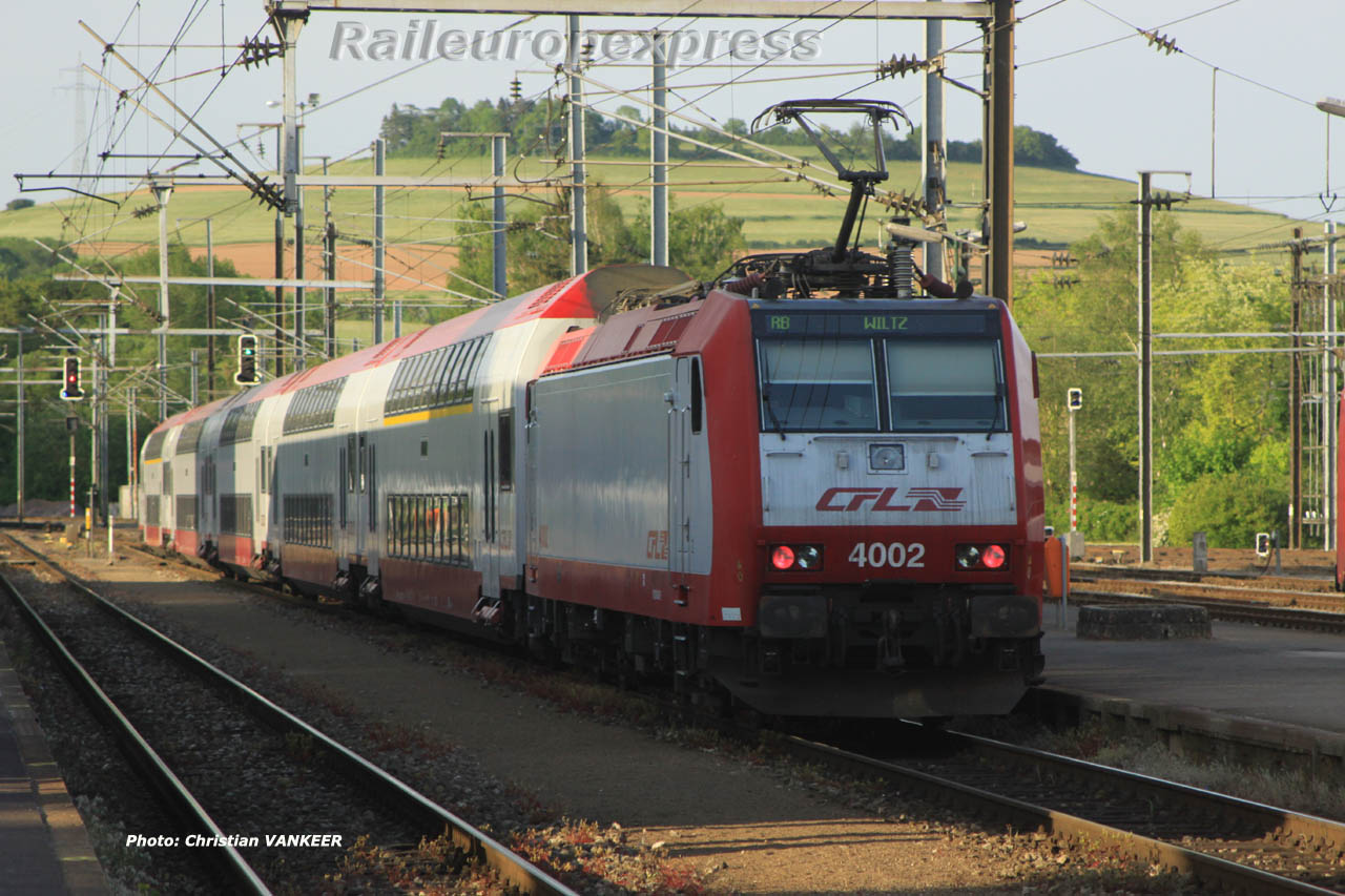 4002 CFL à Kautenbach