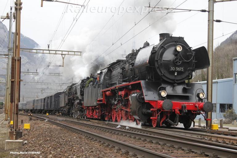 50-3673 DB à Erstfeld