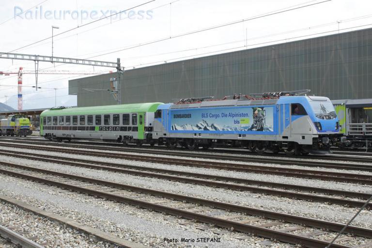 91 80 6187 002-1 BLS à Frutigen (CH)