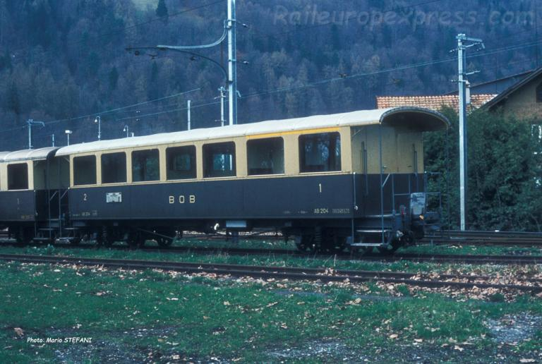 AB 204 BOB à Interlaken (CH)