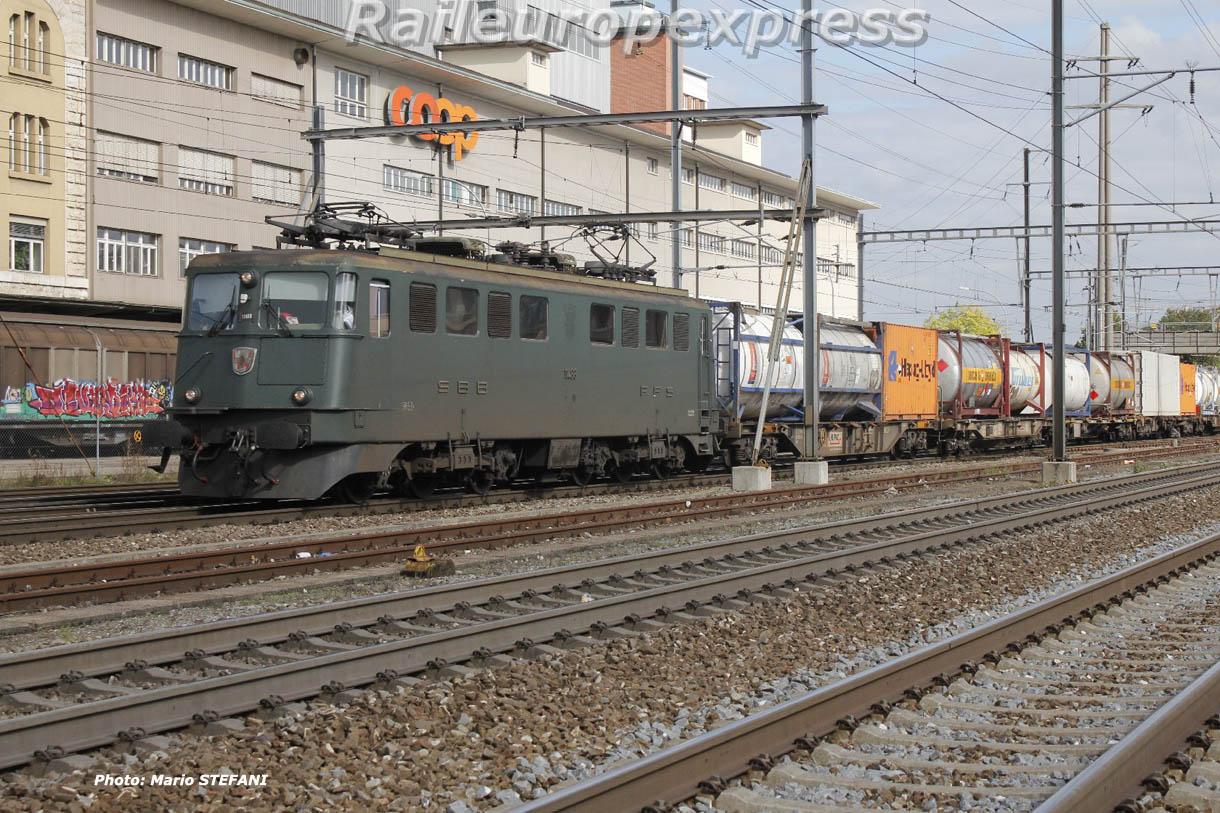 Ae 6/6 11488 CFF à Pratteln