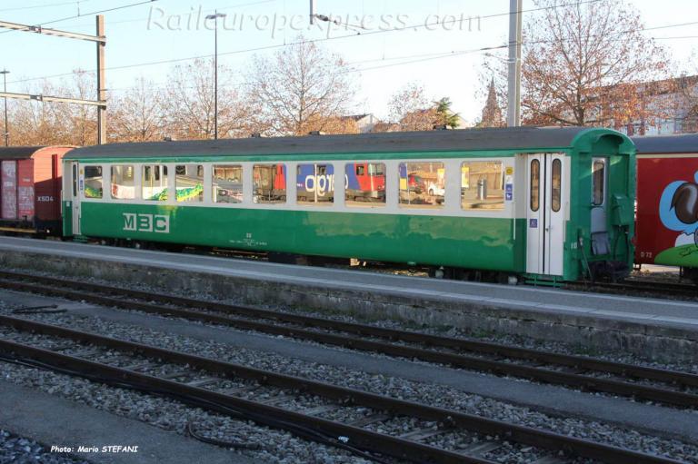 B 63 MBC à Yverdon (CH)
