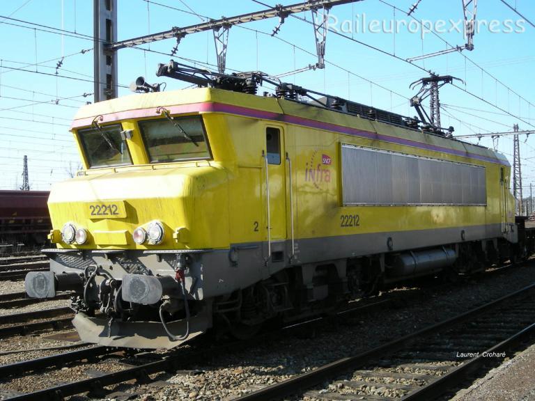 BB 22212 SNCF