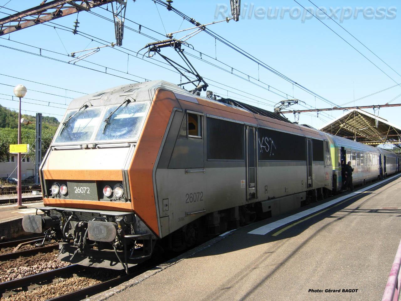BB 26072 à Cahors