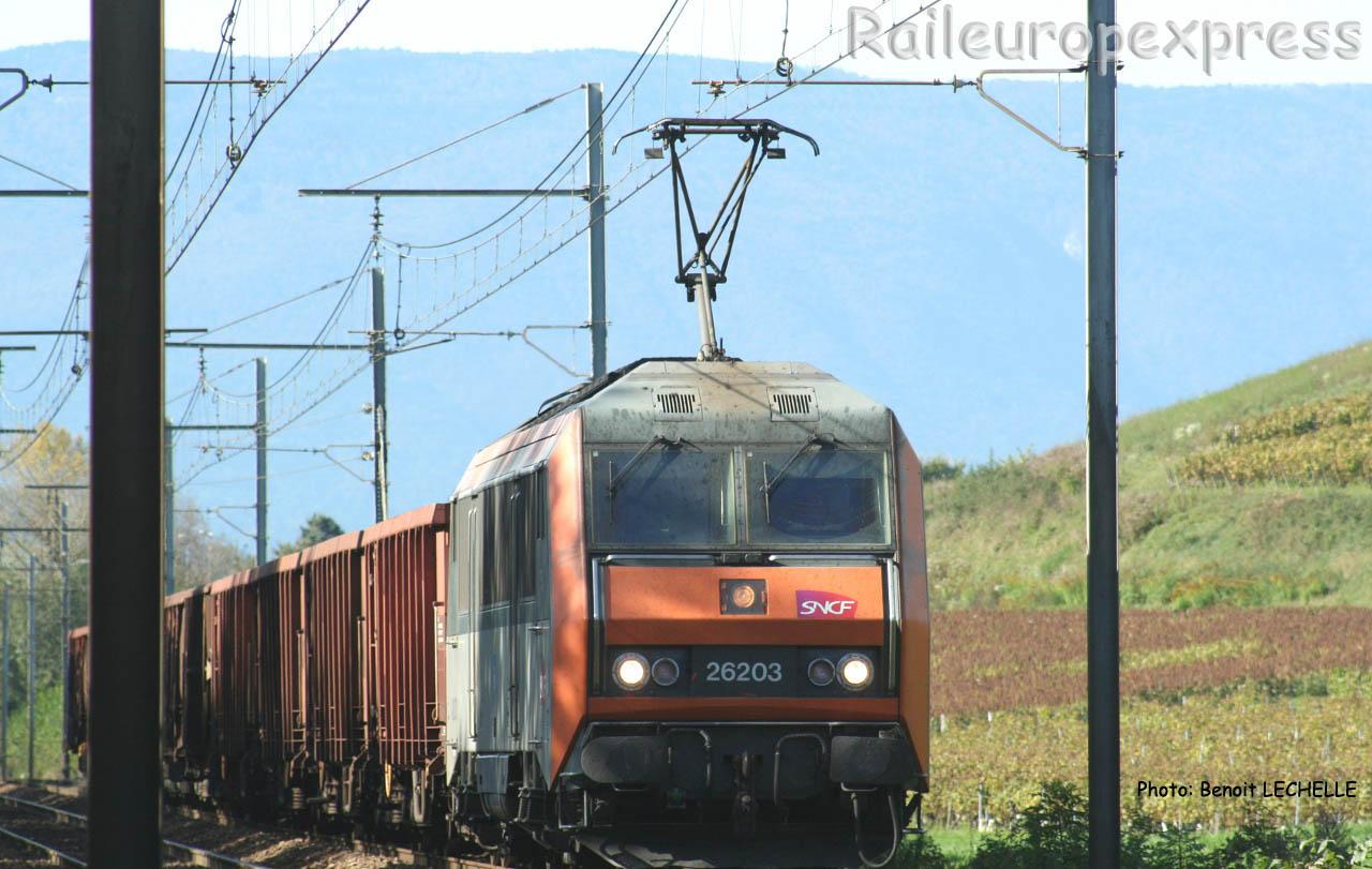 BB 26203 SNCF