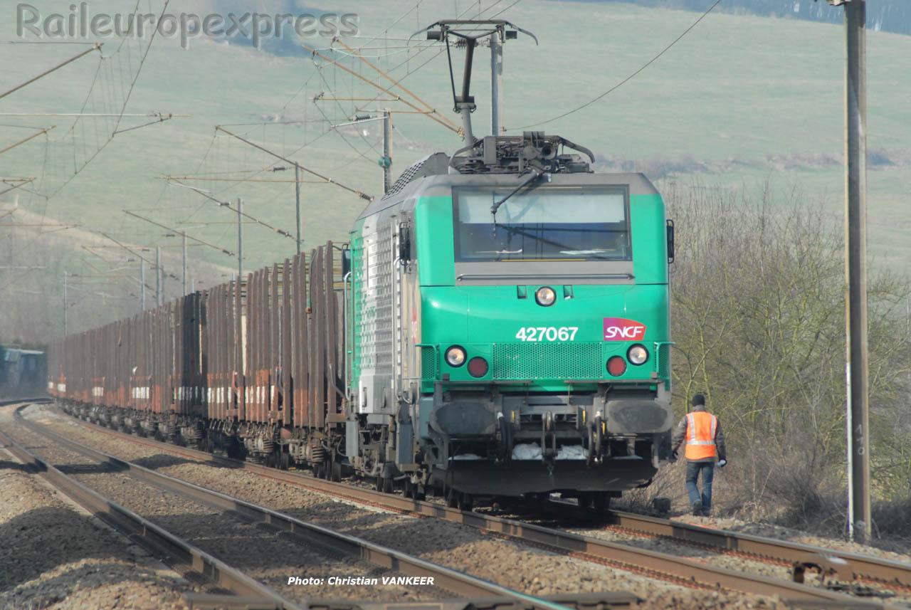 BB 27067 SNCF
