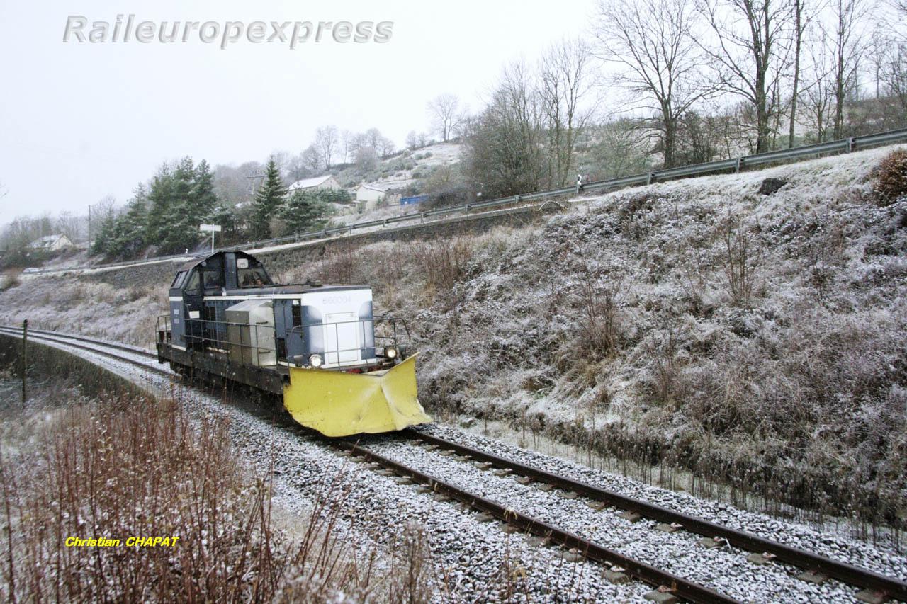 BB 66004 près de Neussargues