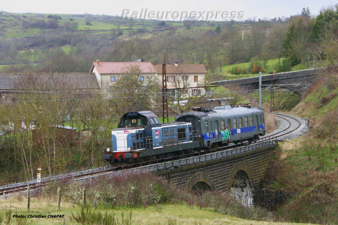 BB 66041 au Saillant (F 15)