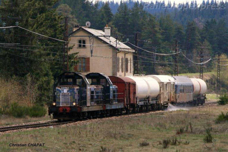 BB 66043 à Saint Sauveur de Peyre