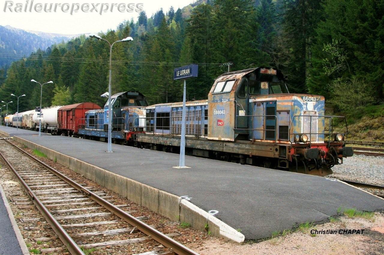 BB 66043 au Lioran