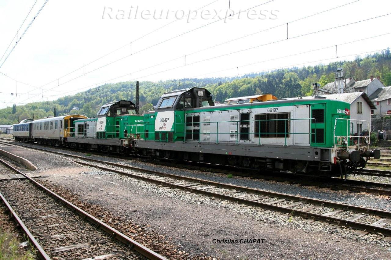 BB 66197 à Neussargues