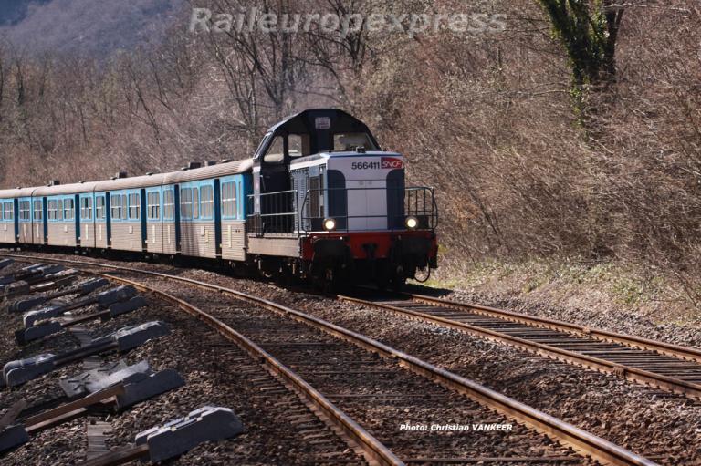 BB 66411 SNCF