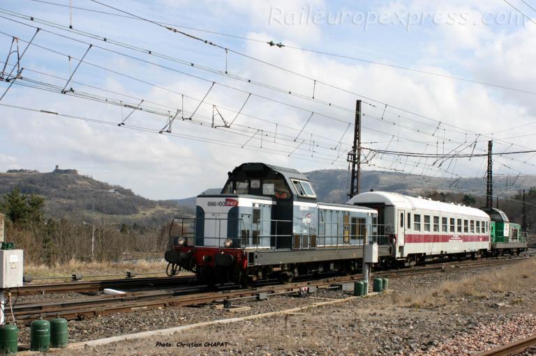 BB 66460 SNCF