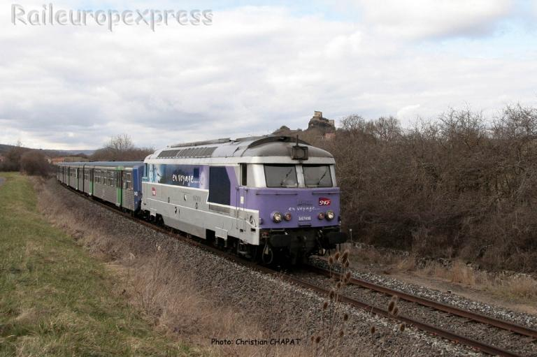 BB 67416 SNCF