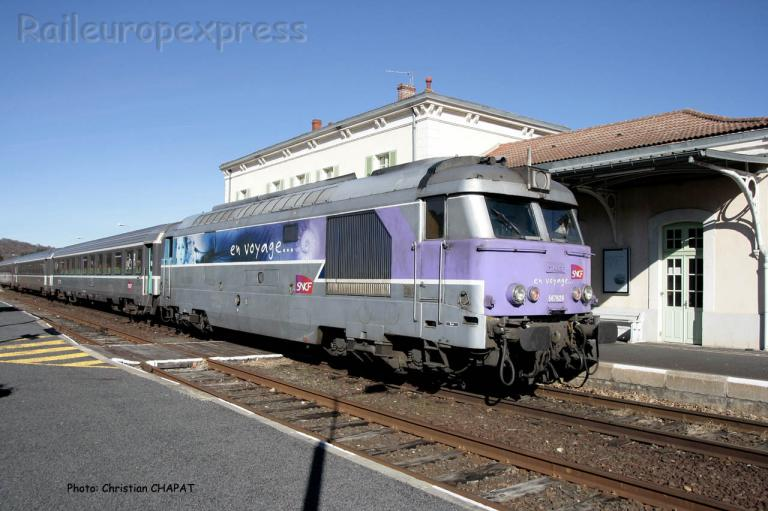 BB 67628 SNCF