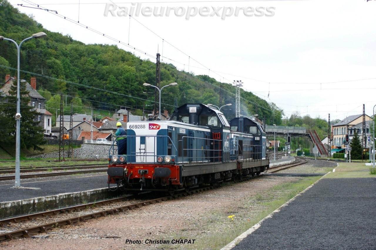 BB 69288 et 66027 à Neussargues