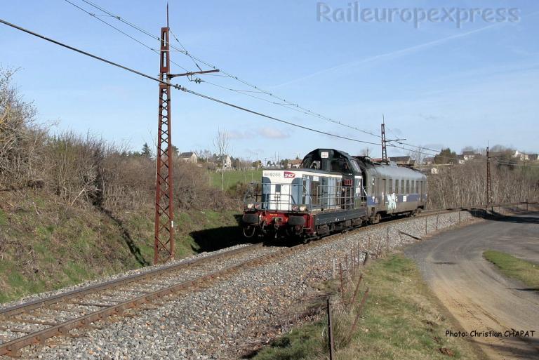 BB 69288 SNCF