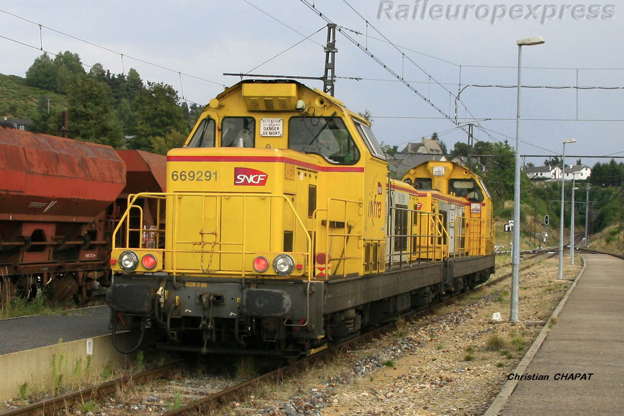 BB 69291 SNCF
