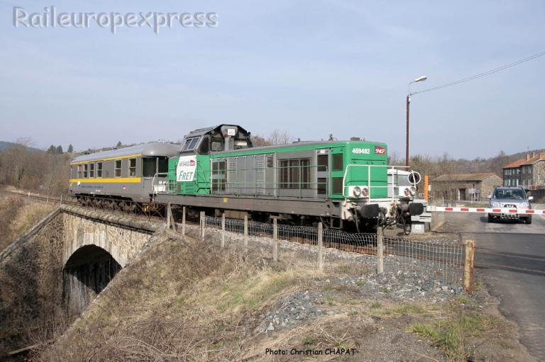 BB 69482 SNCF