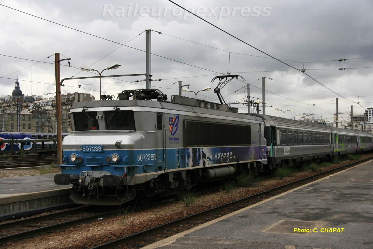 BB 7238 à Paris-Bercy