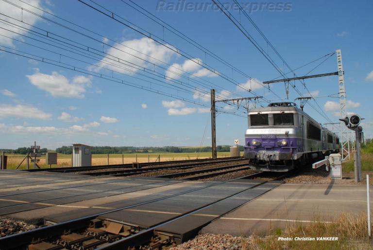 BB 7291 SNCF