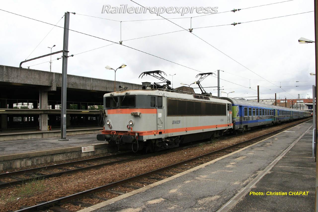BB 8642 à Paris Bercy