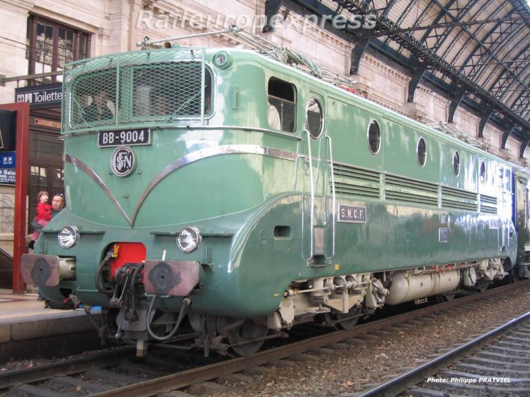 BB 9004 à Bordeaux St Jean