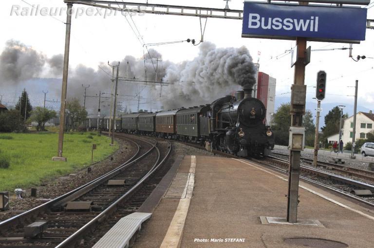 C 5/6 2978 CFF à Busswil