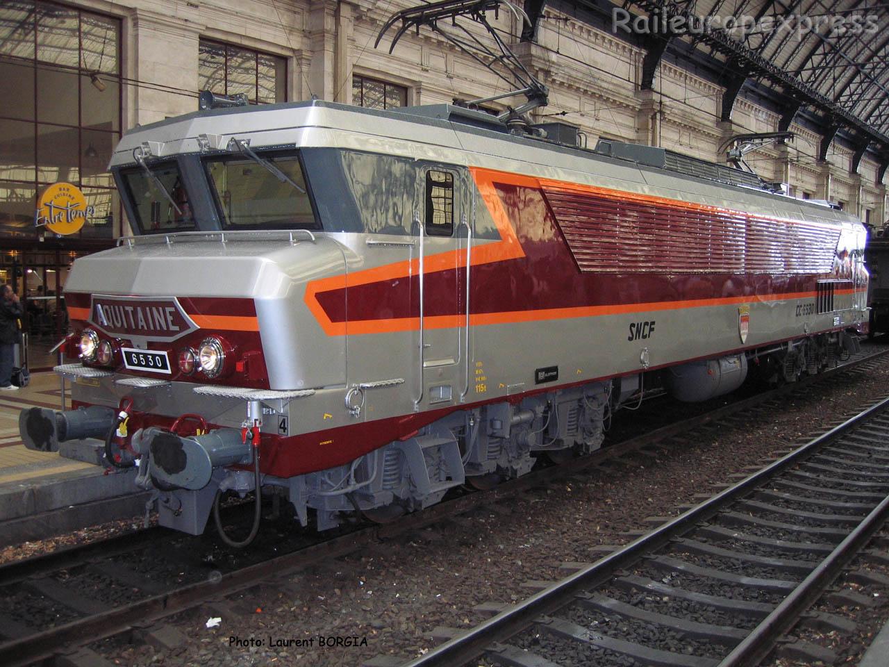 CC 6530 SNCF à Bordeaux (F-33)