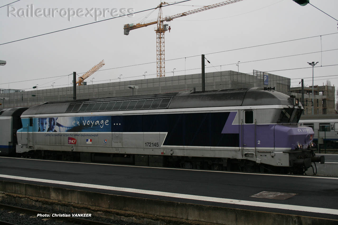 CC 72145 SNCF