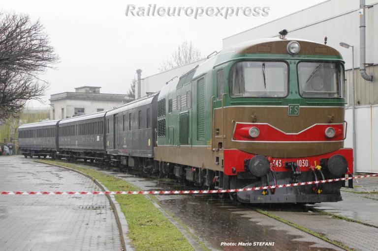 D 343 1030 FS à Milan