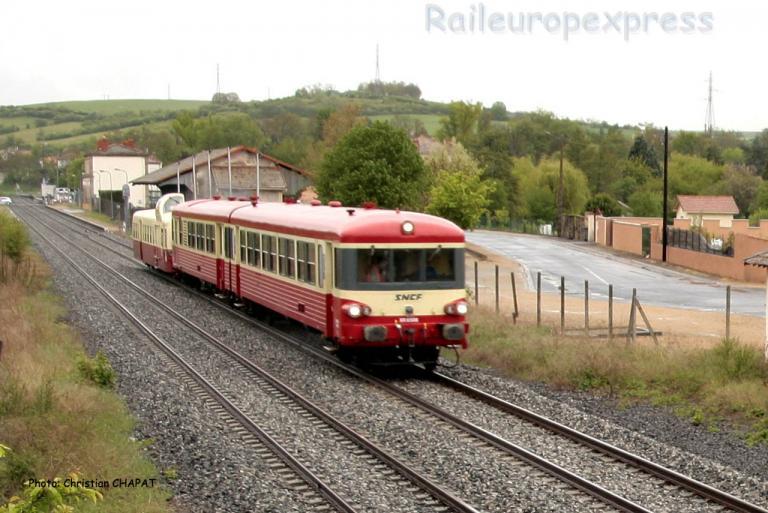 Elément Automoteur Diesel (Caravelle) SNCF