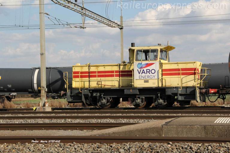 Em Varo Energy à Cornaux (CH)
