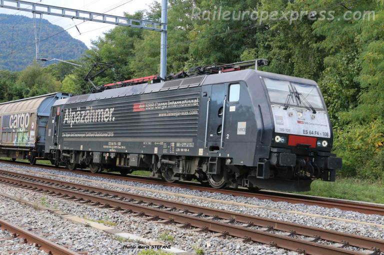 ES64 F4 108 CFF à Boudry (CH)