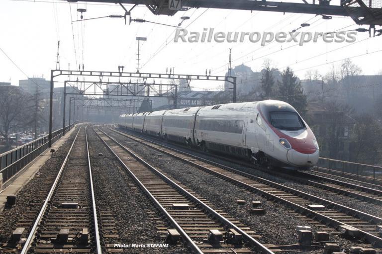 ETR 610 CFF à Bern