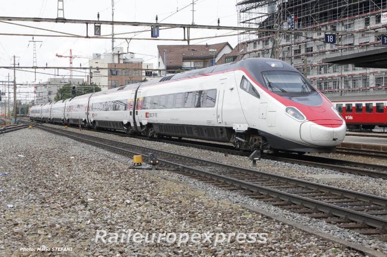 ETR 610 CFF à Thun